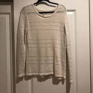 Knit sweater!